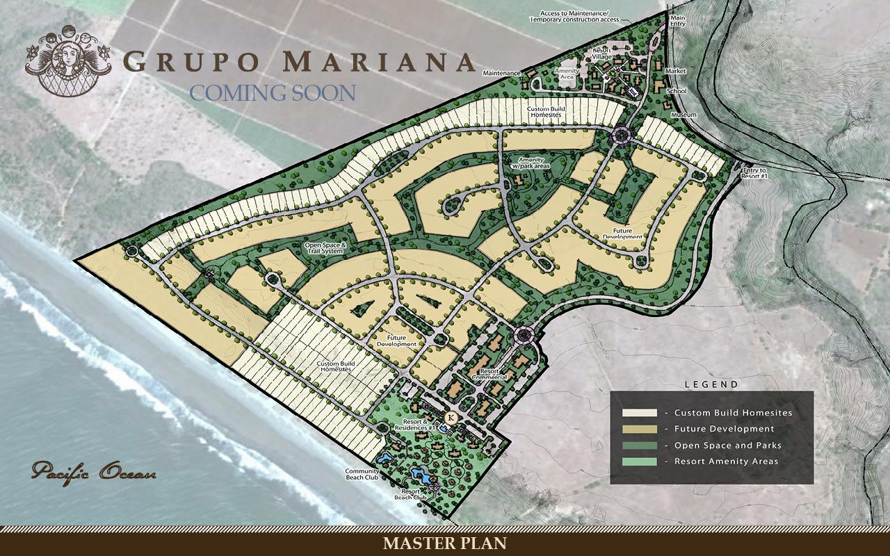 Grupo Mariana Development Coming Soon