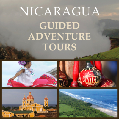 NICARAGUA Guided Adventure Tours 2016