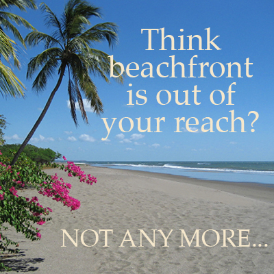 Think Beachfront Is Out of Reach