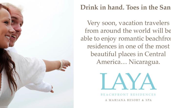 Laya Resort & Spa in Nicaragua